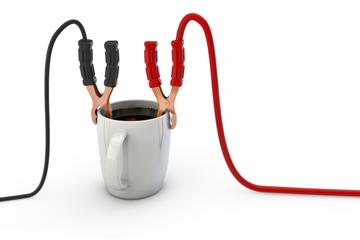 cafeína vs teína